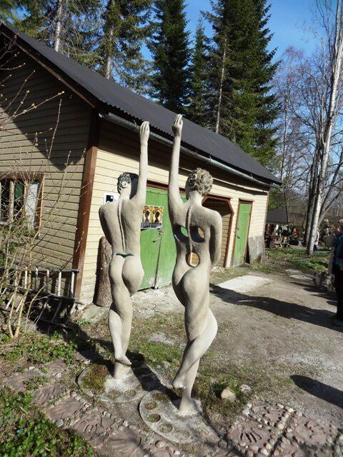 Финляндия. Париккала. Мистический лес Patsaspuisto_50