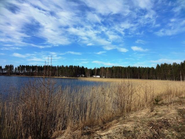 Финляндия. Линия Салпа