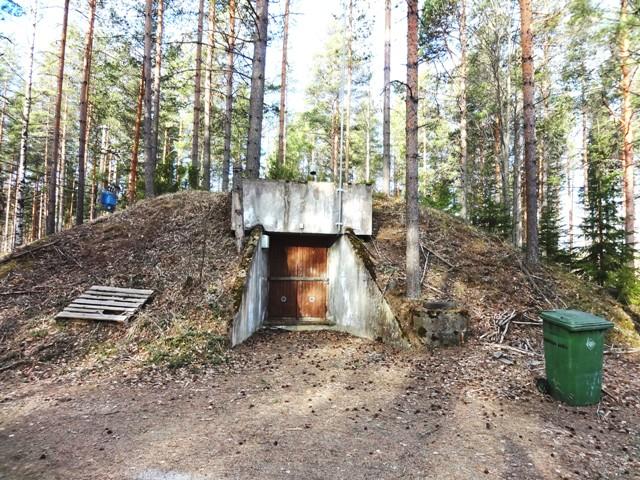 Финляндия. Линия Салпа_6