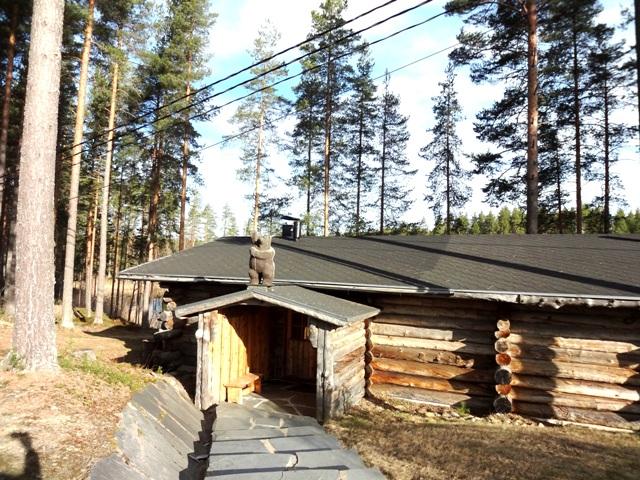 Финляндия. Линия Салпа_7