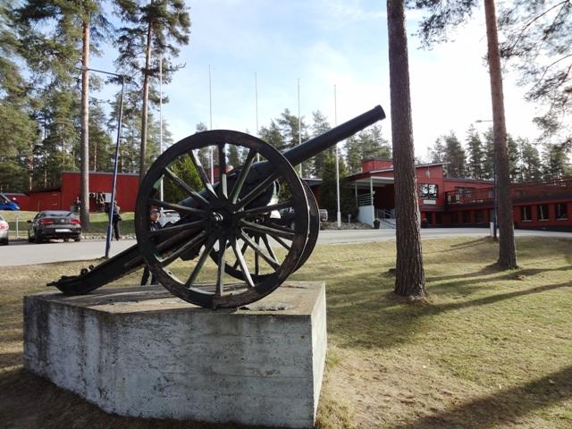 Финляндия. Линия Салпа_4
