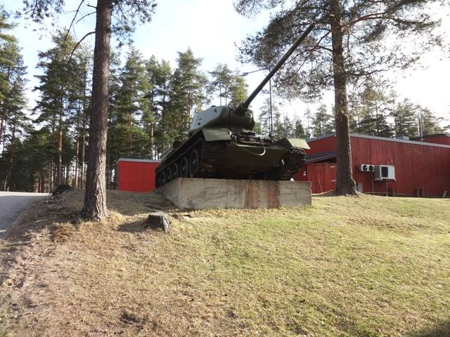 Финляндия. Линия Салпа_3