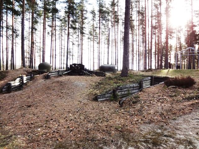 Финляндия. Линия Салпа_5