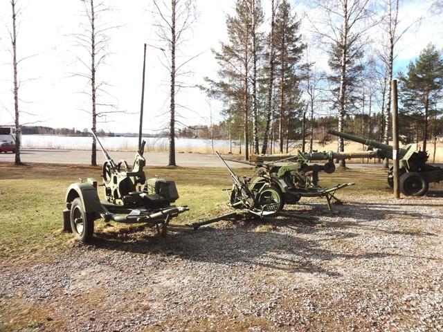 Финляндия. Линия Салпа_2