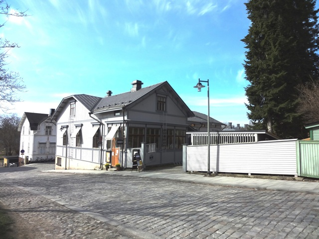 Финляндия. Савонлинна_2
