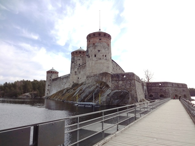 Финляндия. Савонлинна_4