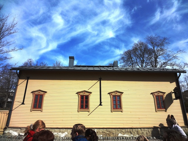 Финляндия. Савонлинна_3
