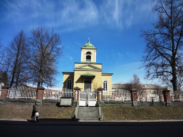 Финляндия. Савонлинна_21