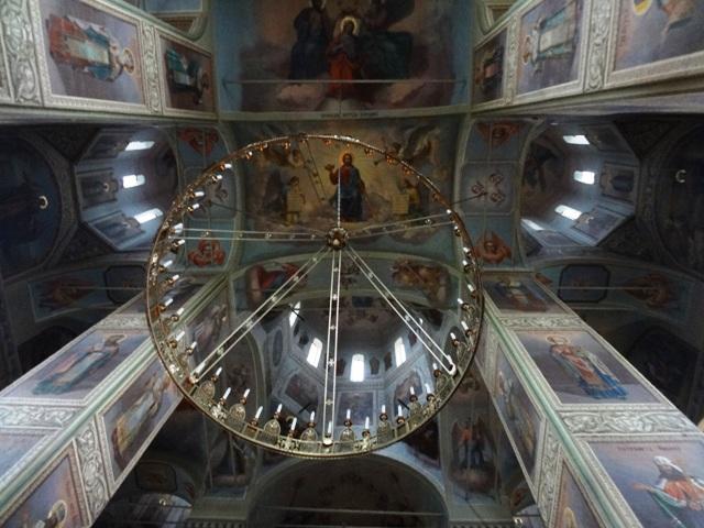 Валдай. Иверский монастырь. Успенский (Иверский) собор_2