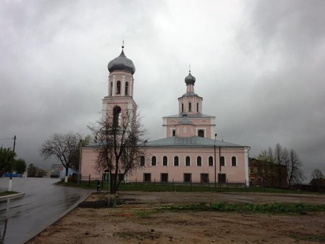Валдай. Троицкий собор