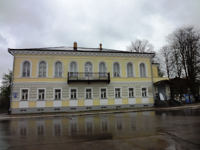 Валдай. Музей уездного города