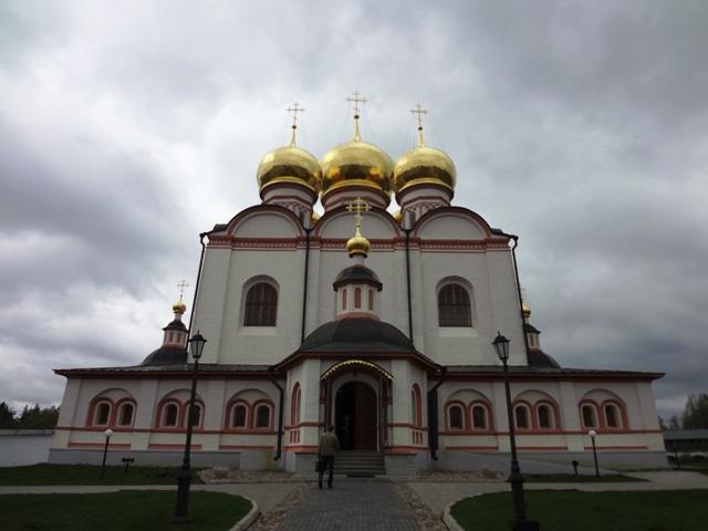 Валдай. Иверский монастырь. Успенский (Иверский) собор