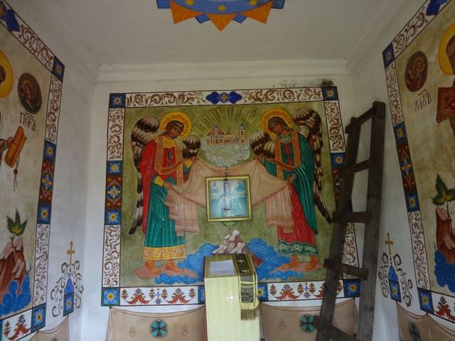 остров Коневец, часовня Святителя Николая_2