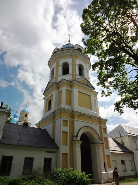 остров Коневец, монастырь
