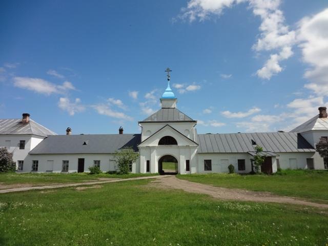 Остров Коневец_Монастырь. Библиотека