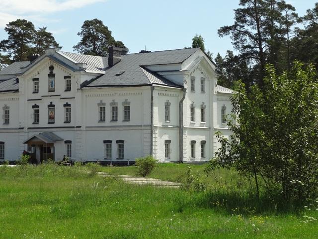 Остров Коневец_Монастырь. Работный дом