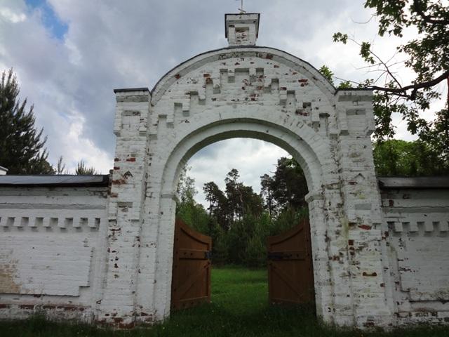 Остров Коневец_Монастырь. Братское кладбище
