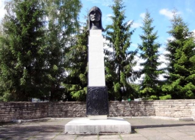 порхов, памятник Александру Невскому