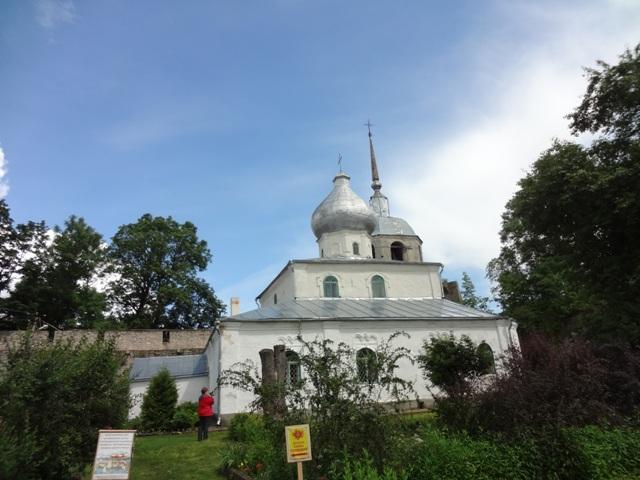 Порхов, Крепость_11
