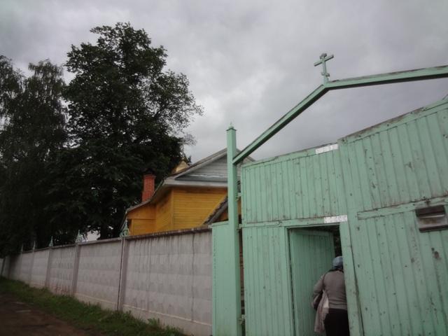 Свято-Троицкий скит в Сенно