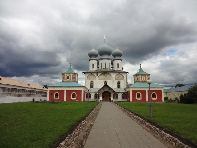Тихвинский Богородичный Успенский монастырь. Успенский собор