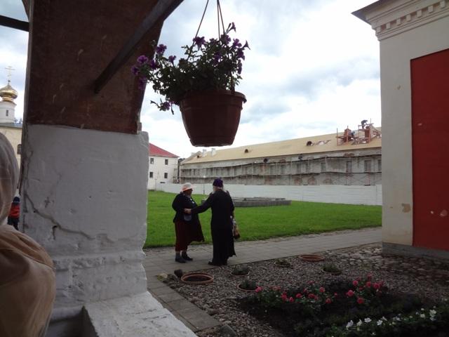 Тихвинский Богородичный Успенский монастырь. Отец Сергий_2
