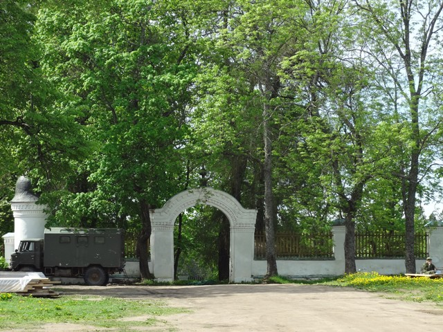 Валаам. Старое кладбище