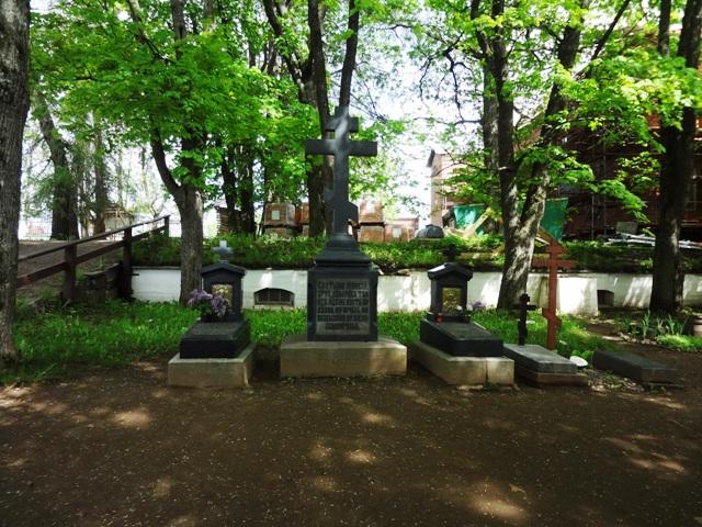 Валаам. Старое кладбище_7