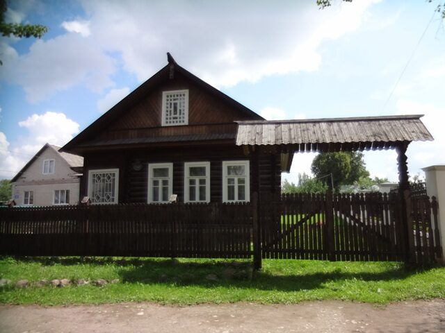 Домики Старой Руссы