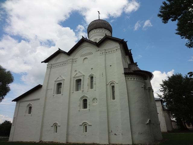 Старая Русса. Спасо-преображенский монастырь_3