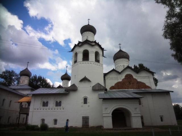 Старая Русса. Спасо-преображенский монастырь_5