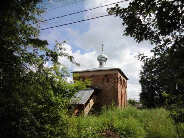 Старая Русса. Церковь св. МИны