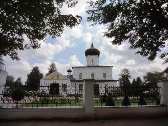 Старая Русса. Георгиевская церковь