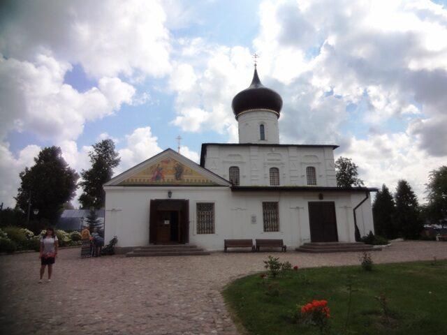 Старая Русса. Георгиевская церковь_2