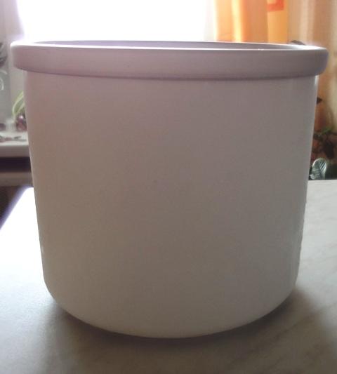 чаша мороженицы Delimano Clarity