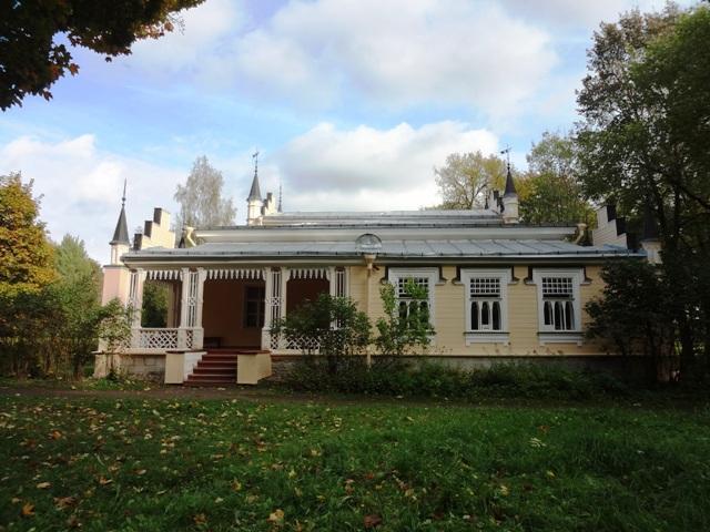 дом Рерихов в Изваре_2