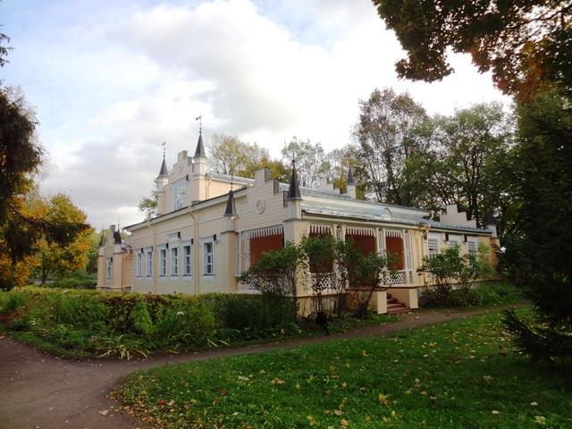 дом Рерихов в Изваре_3