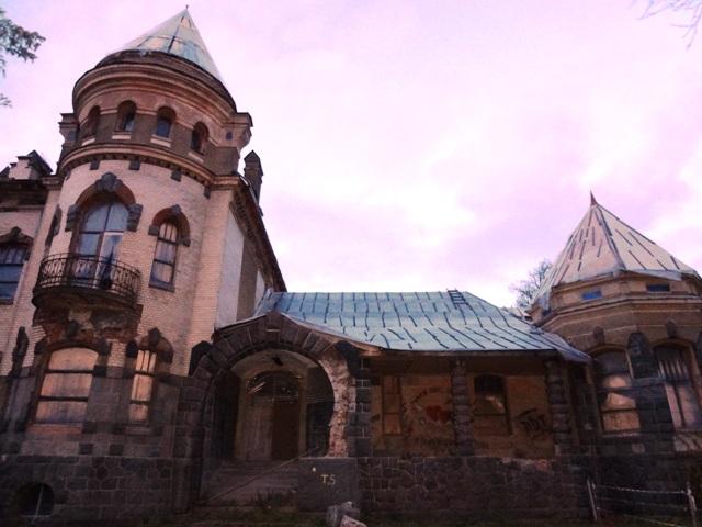 Усадьба Елисеевых в Белогорке
