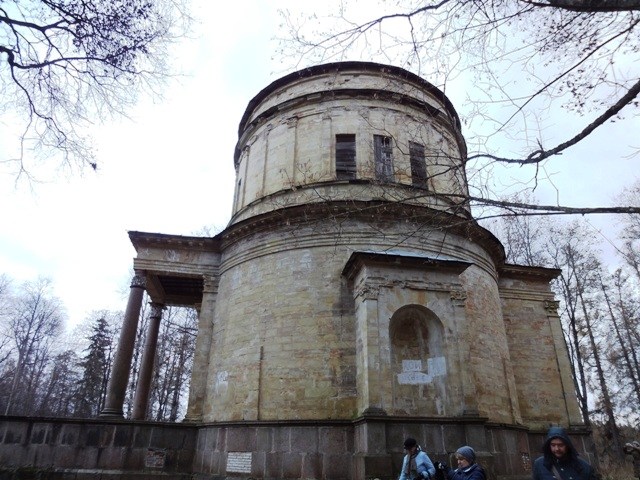 Усадьба Витгенштейнов в Дружносельи