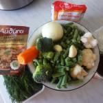 Бирьяни с овощами