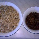 Домашняя подсолнечная халва без сахара