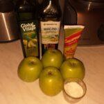 Яблочный «майонез»