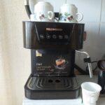 Кофеварка Redmond RCM-CBM1514. Впечатления после года использования